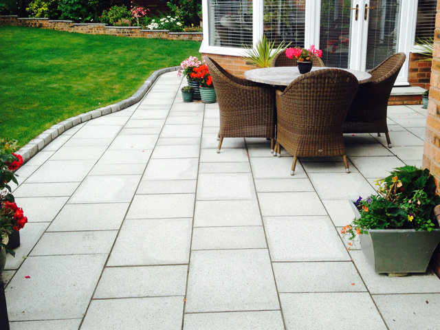 Backyard Landscaping Newcastle : Fulwell landscapes garden landscaping services in